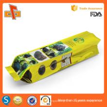 OEM Китайский пользовательский печати стороне клин VMPET чайной упаковки сумки