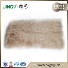 Wholesale High Quality Mongolian Sheep Skin Plate