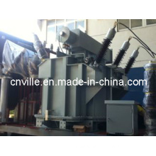 Containerized Power Transformer Mobile Substation