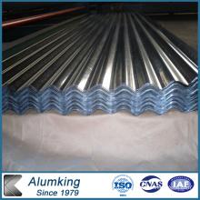 A1060 Feuille d'aluminium ondulé pour toiture