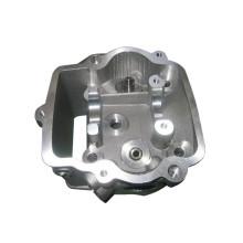 La maquinaria del OEM forjó de aluminio la cabeza del cilindro de la motocicleta de la fundición