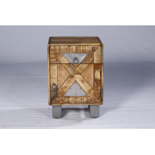 Table de chevet en bois à la vente chaude pour meubles de chambre à coucher
