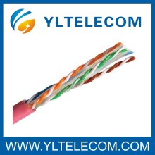 Cat.6A UTP High Speed Transmission Unshielded Lan Cable