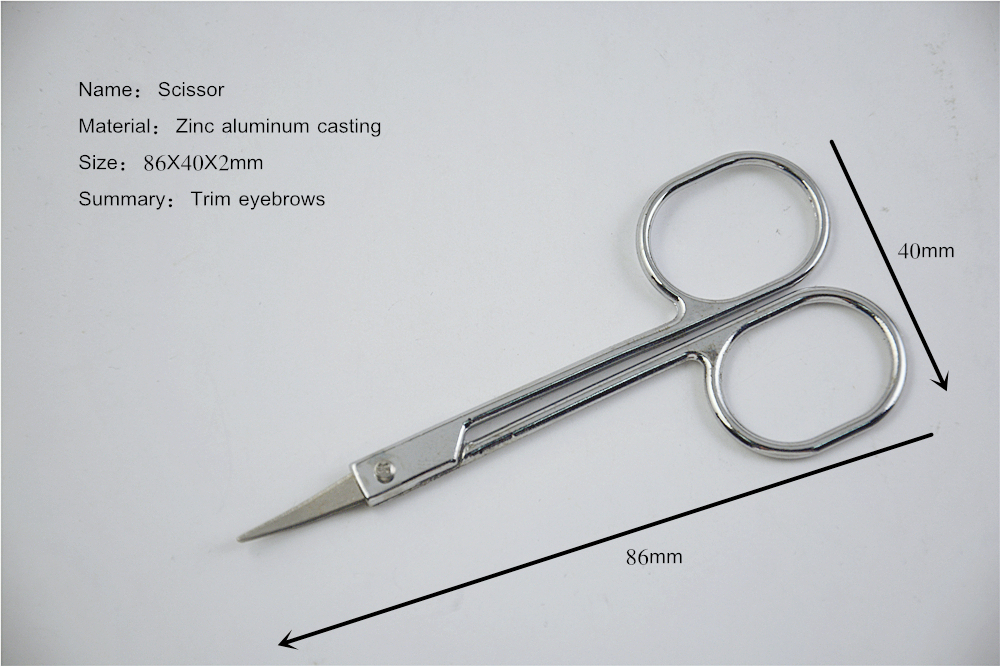 Professional Nail Scissors