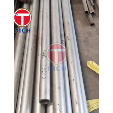 Seamless Nickel Alloy C276 Pipes and Tubes