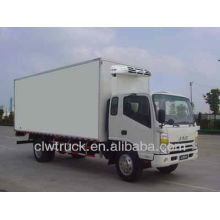 Factory Price JAC mini refrigerated van