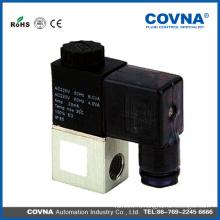 Мини 2way воды электромагнитный клапан завод прямой электромагнитный клапан