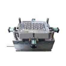 Diseño profesional modificado para requisitos particulares Caja de inyección de plástico Molde de la cesta
