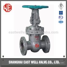 cf8m flanged gate valve