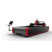 Economical Metal Plate Fiber Laser Cutting Machine