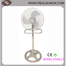 2 in 1 industrieller Ventilator volle weiße Farbe oder volle schwarze Farbe