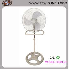 2 в 1 Промышленный вентилятор Полный белый цвет или полный черный цвет