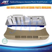 Las piezas de automóvil del diseño 3D OEM / ODM rehogan el moldeo a presión plástico