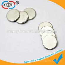 Kreisförmige Permanentmagnet