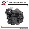 Недорогой и надежный 6-цилиндровый 350 л. с. судовой двигатель лодки в дизельный генератор
