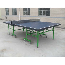 Mesa de tênis de mesa dobrada (TE-201)