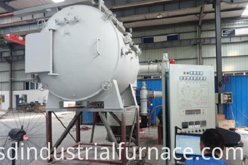 High Temperature Brazing Furnace