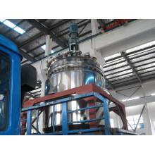 Stainless Steel Industrial Stirred Tank 5 Cubic Reactor