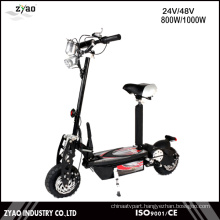 800W/1000W Electric Skate Scooter China Manufacturer