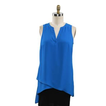 Damen Casual Weste Damen V Neck Tops