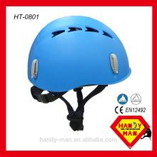 With UIAA CE EN12492 Certification PP Rock Climbing Protection Helmet