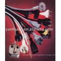 Vends CEE 17 industriel Plug- and -prise alimentation Branchement fil câble de conduire
