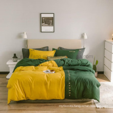 Modern Style Motel Luxury Soft High Quality Polyester Bed Sheets