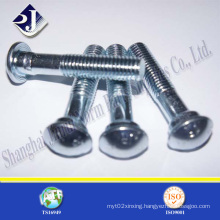 Zinc Plated Fish Bolt for Grooved Fitting