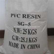 Resina de PVC Matéria-prima de PVC