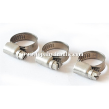 Stainless steel round tube quick release clamp