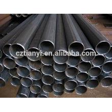 API 5L Gr.B Nahtloses Stahlrohr SCH 40 Stahlrohr