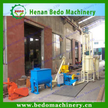 China complete automatic fish feed production line for fish farming