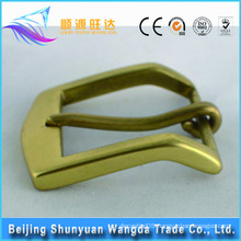 Brass,Zinc Alloy,Decorative buckle slide buckle with pin adjustable buckle for garment bags pants