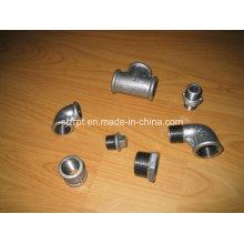 Amolamento galvanizado Malleable Iron Pipe Fitting