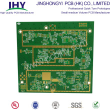 6-layer Rogers + FR4 Mixed Medium High-frequency PCB