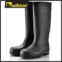 Rain Boots Wholesale, Cheap Safety Rain Boots W-3037