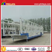 2 Axles Car Hauler Trailer/Car Carrier/Transport Car Semi Trailer (PLY9432SDWL)