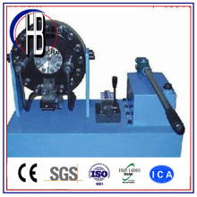 """P20HP 1/4"""" to 2"""" Manual Hose Crimping Machine up to 2"""" Hose with Big Discount"""
