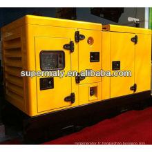 En vente !! Supermaly générateur diesel Lovol diesel insonorisé refroidi à l'eau