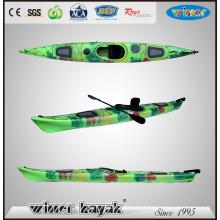 New Style Single Cockpit Touring Sea Kayak