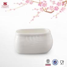 vaisselle en céramique os porcelaine porcelaine pot de sucre
