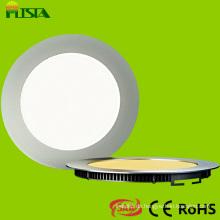 Neueste Design Runde Panel dimmbare LED Troffer (ST-PLMB-TR-12W)