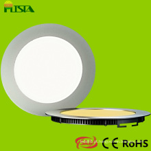 Mais recente Design redondo painel LED Dimmable Troffers (ST-PLMB-TR-12W)
