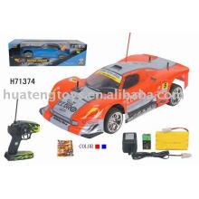 R / c Spielzeugauto mit Schaufelrad H71374