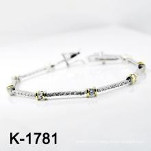 Bracelet en bijoux en argent 925 en vrac de nouveaux styles (K-1781. JPG)