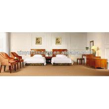 Mobiliário hoteleiro de luxo para 5 estrelas XY2907