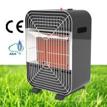 Portable Mini Indoor Schwarz Weiß Farbe Infrarot Gasheizung