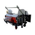Machine de plâtrage de rendu automatique pour mur