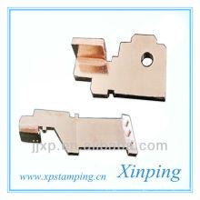 Pièces électriques personnalisées estampillées en métal de haute qualité
