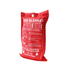 High Temperature Resistance and Fireproof insulation Fire Blanket with High Quality